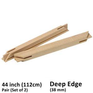40 inch bars pair