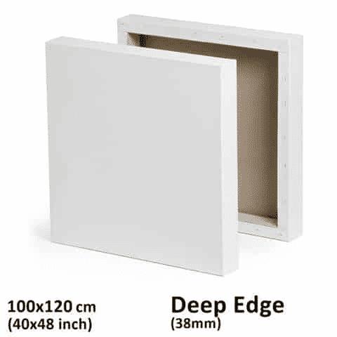 100x120deep-edge-stretched-canvas-box-3D-wholesale-canvas