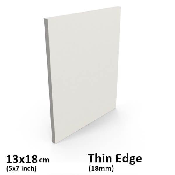 13x18cm thin edge image for canvas wholesale