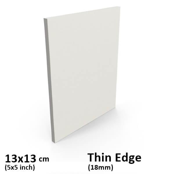 13x13cm thin edge image for canvas wholesale