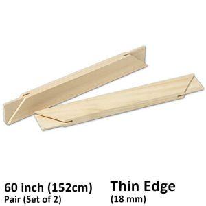 60 inch standard edge