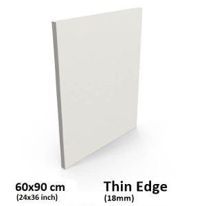 60x90cm thin edge canvas