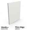 30x40cm thin edge image for canvas wholesale